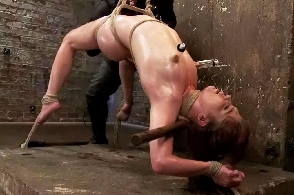 Free severe bondage video clips