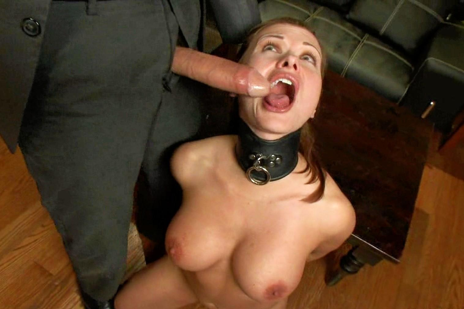 Deepthroat sex toy