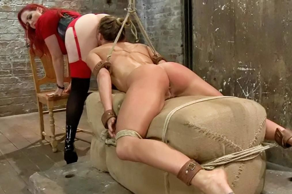 bondage russian slave woman