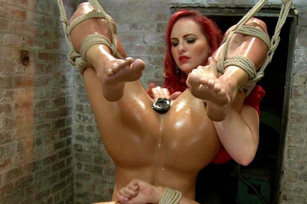 Hand job punishment