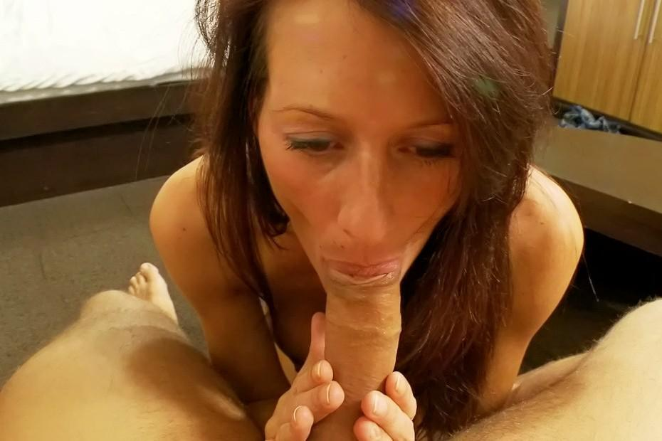 Pounding dildo movie