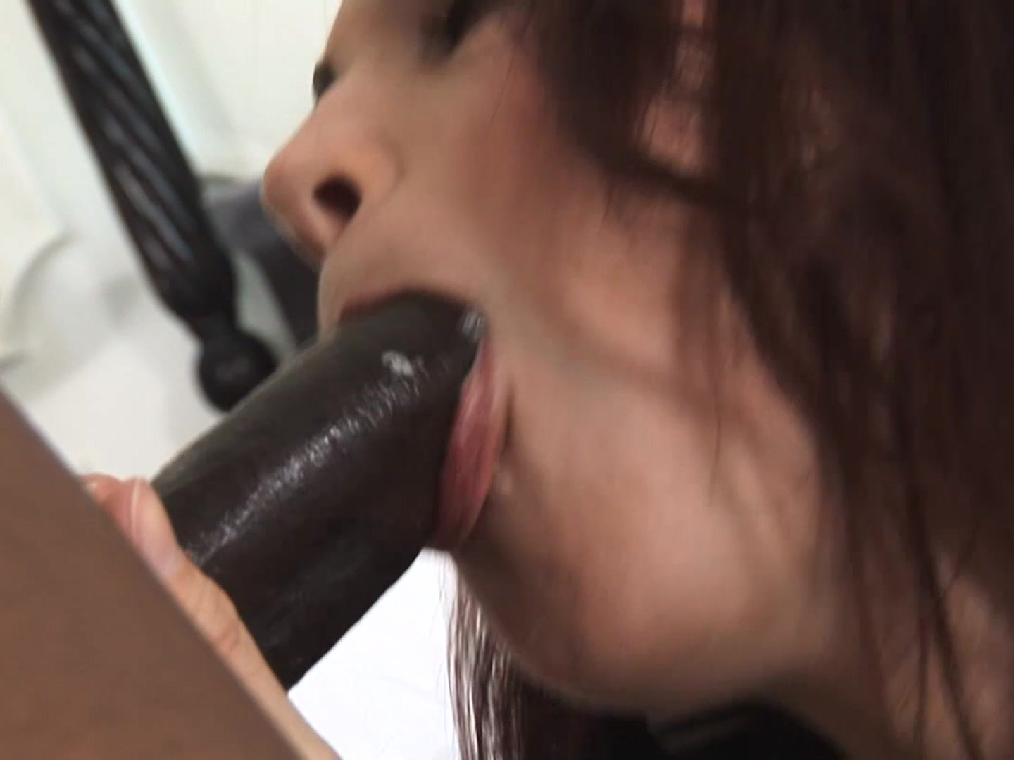 share your mature interracial double penetration first blowjob video remarkable, very