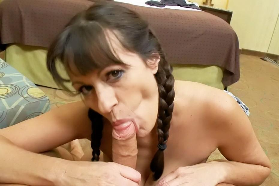 girl masterbating with vibrator
