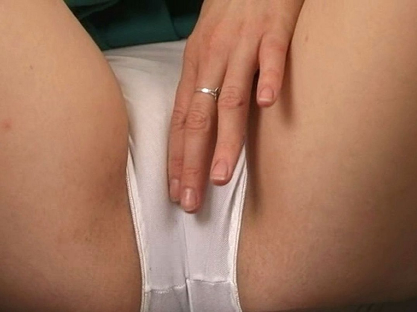 Hairy panty videos see through panty pussy