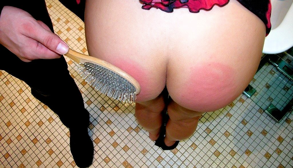 Plumpers getting spanked porno photo